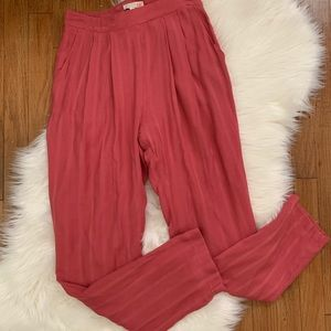 Gianni Bini high waist pleated pant